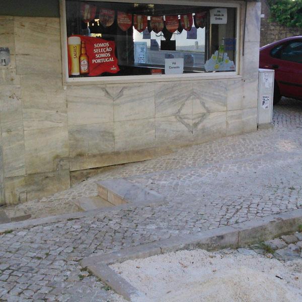 R. Drº. António José de Almeida - Café - Depois