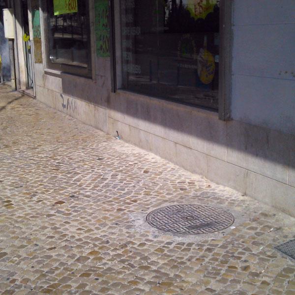 Rua António Nunes Sequeira - Depois