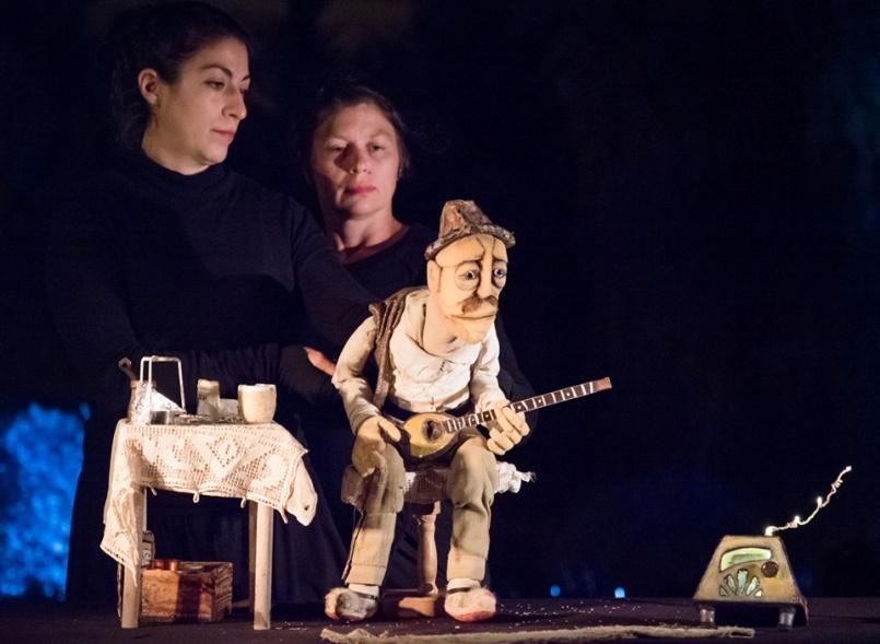 Aconteceu | II Edição da Mostra Internacional de Marionetas, Máscaras e Objetos de Sintra