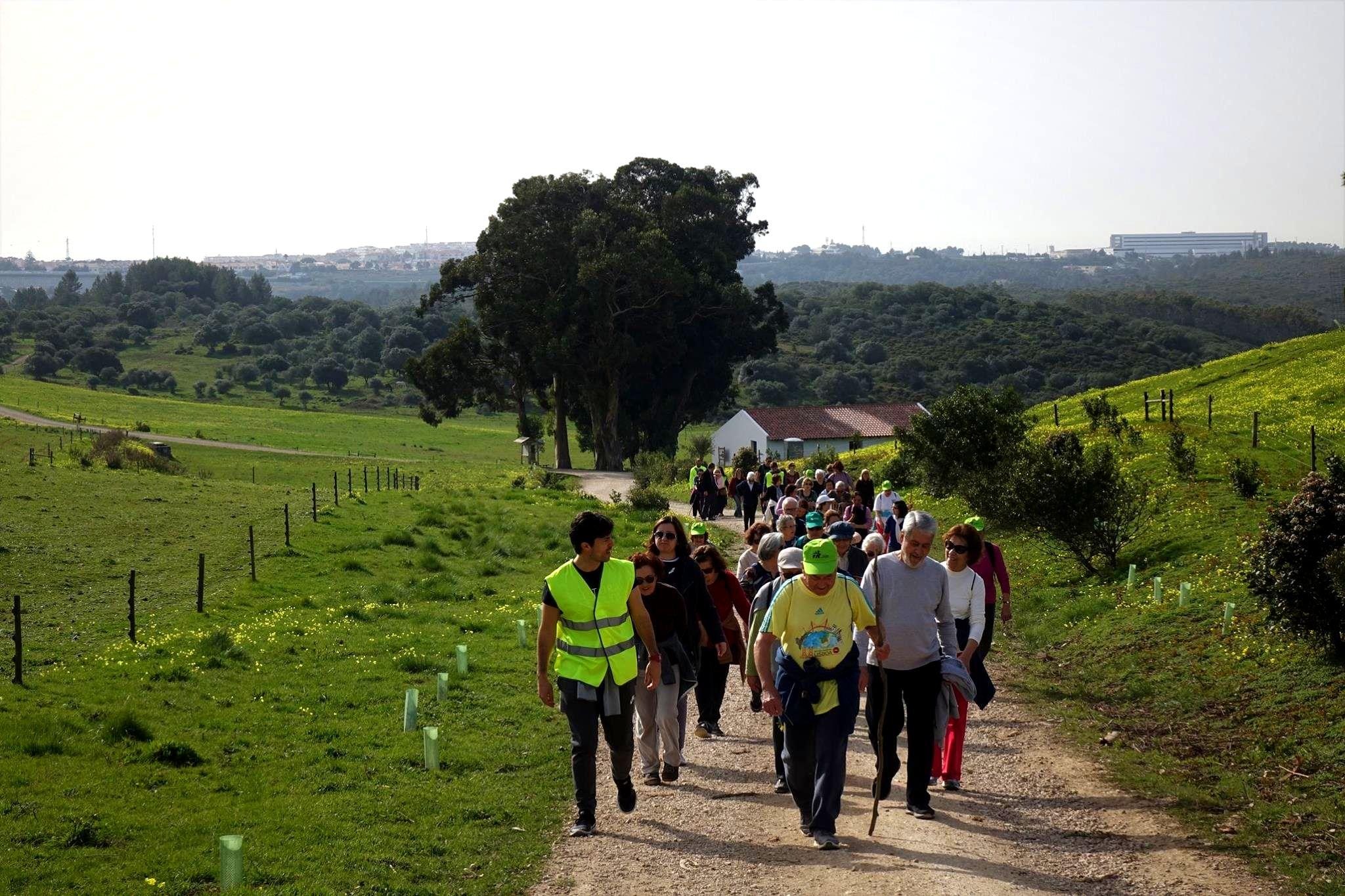 Caminhada | Quinta do Pisão