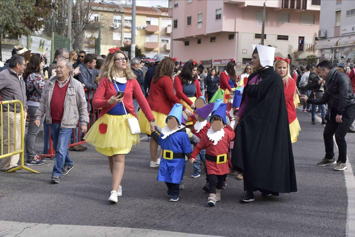 Desfile de Carnaval | Avenida dos Bons Amigos