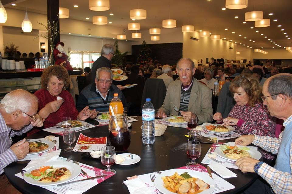 Almoço de Natal Sénior 2015