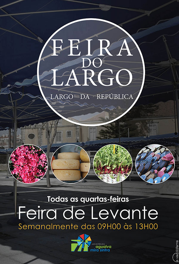 Feira do Largo - Levante