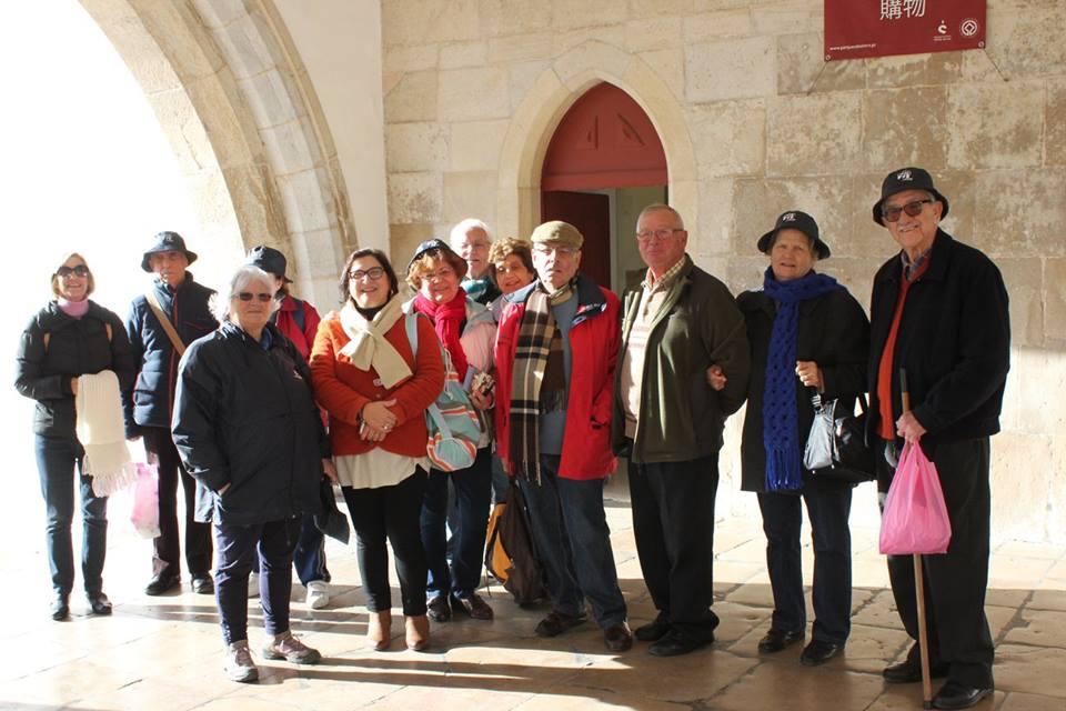 Visita de estudo a Sintra