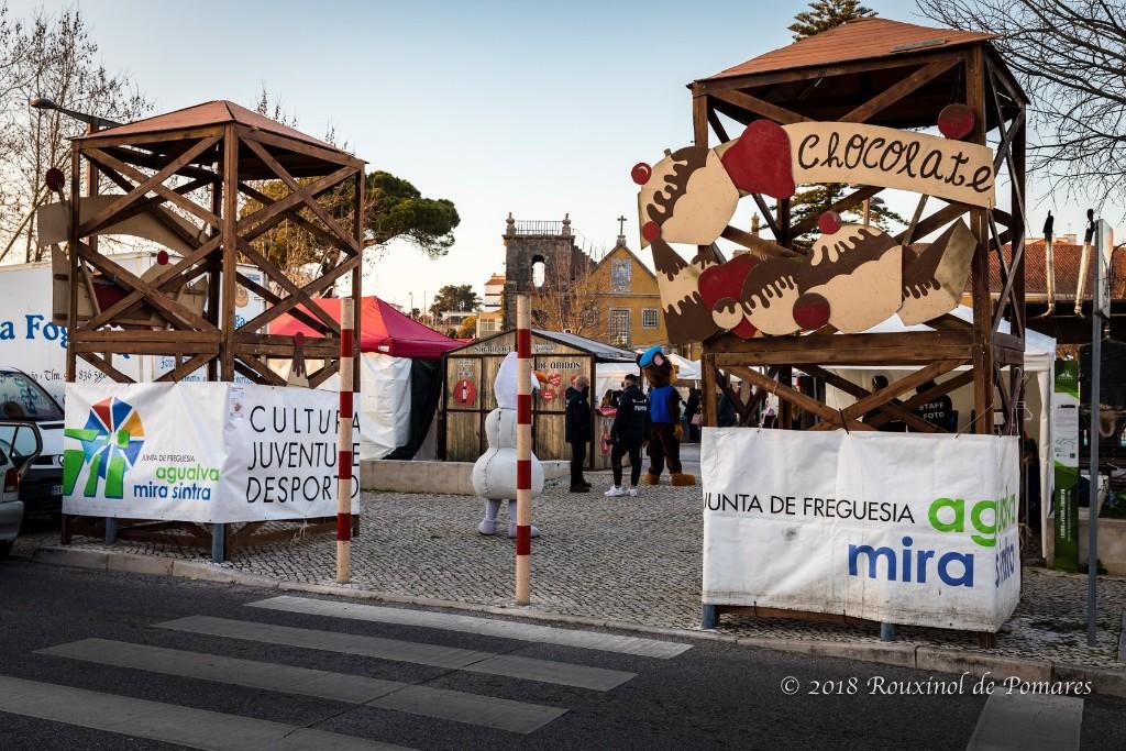 III Festival do Chocolate de Agualva e Mira Sintra