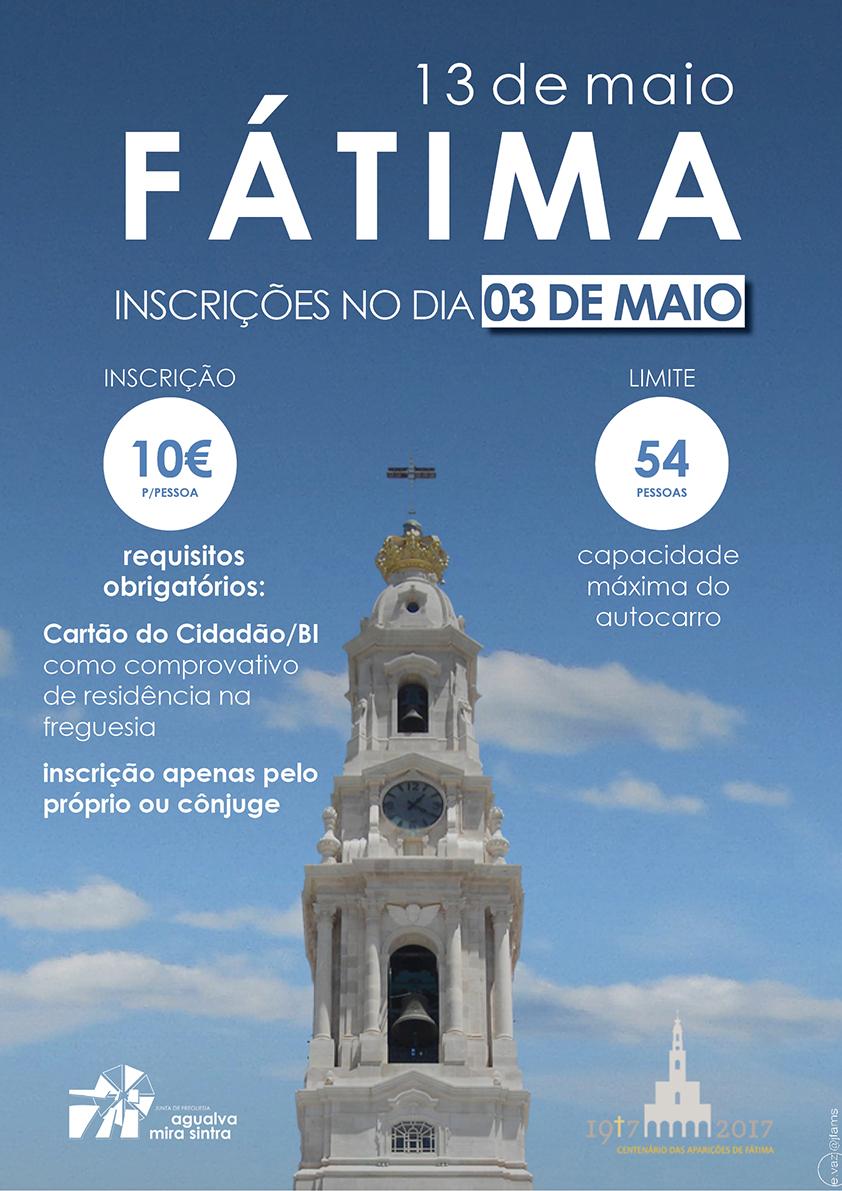 Viagem a Fátima 2017