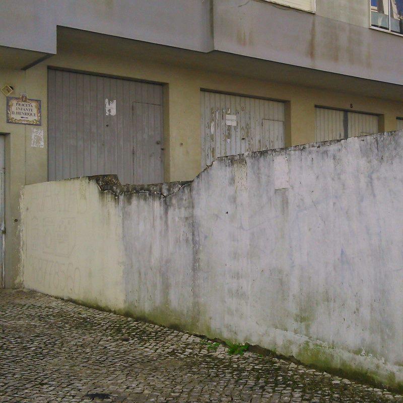 Praceta Infante D. Henrique - Antes