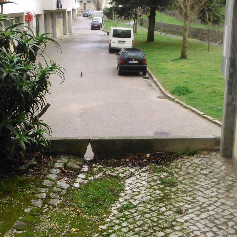 Rua do Seminário - Antes