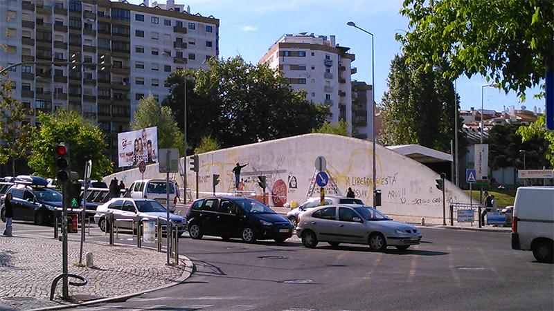 Graffiti 25 de Abril - 01