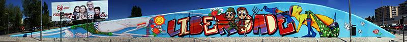 Graffiti 25 de Abril - 06