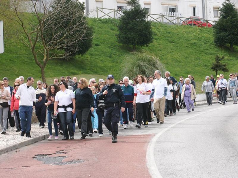 Caminhada 'Luta Contra a Fome'