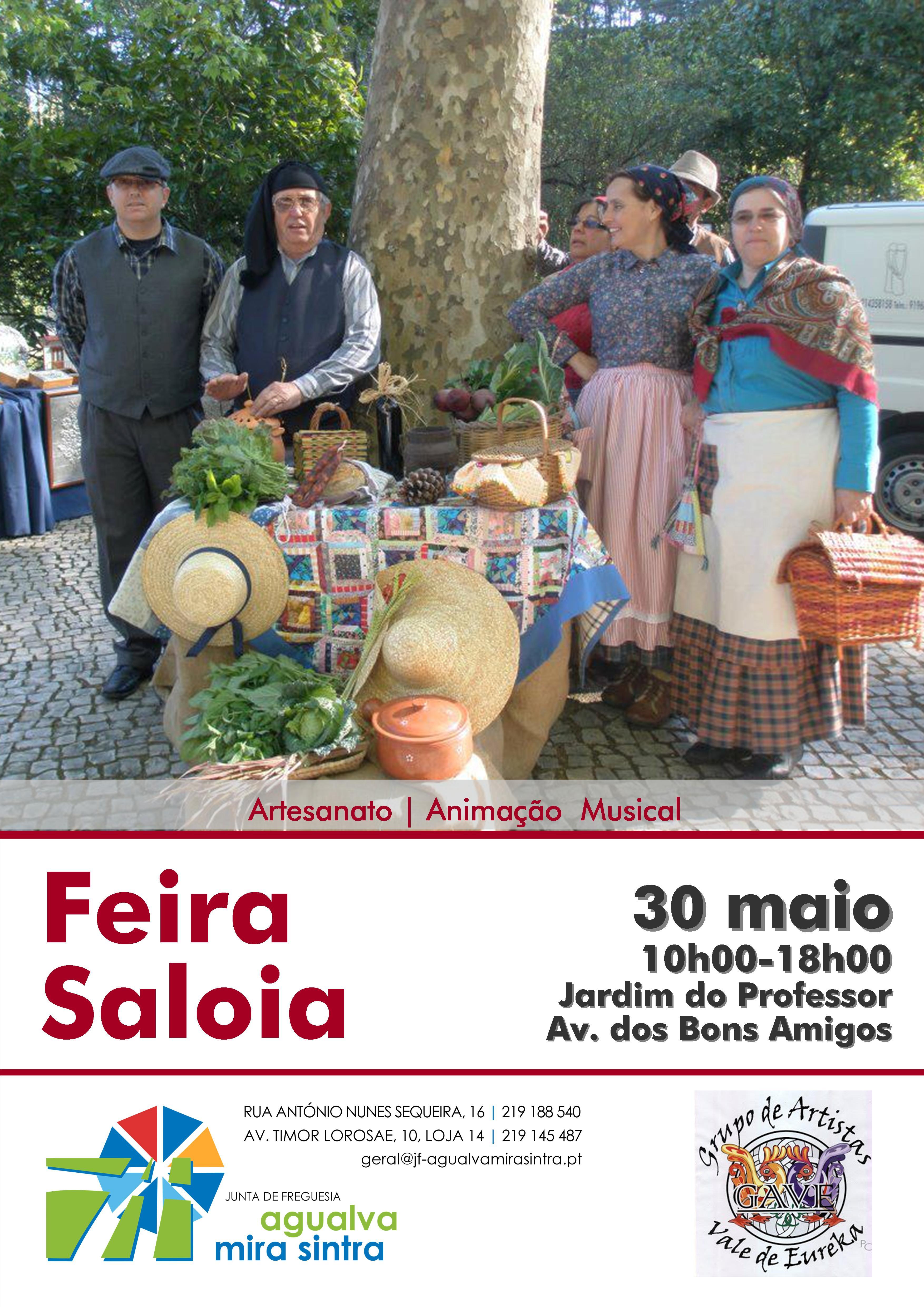 Feira Saloia - Maio 2015