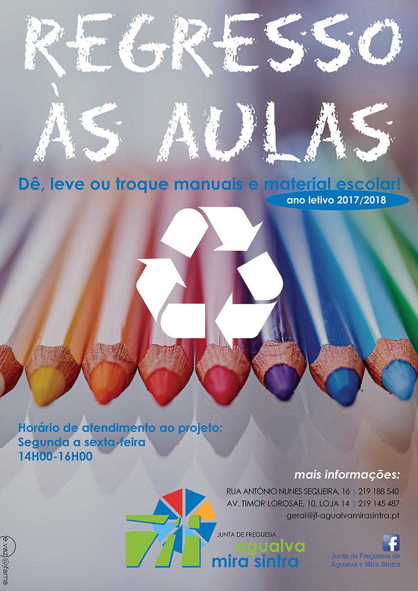 Troca de Livros Escolares | ano letivo 2017/2018