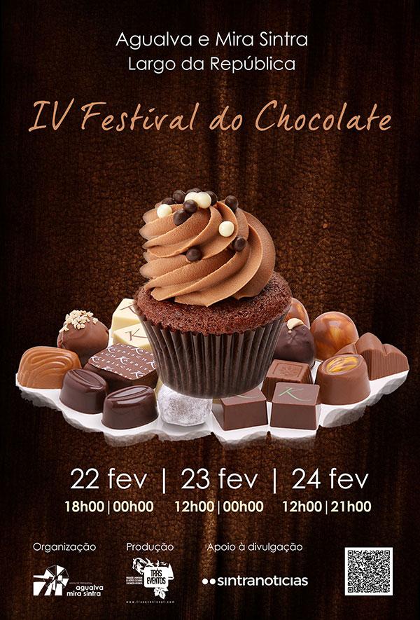 IV Festival do Chocolate de Agualva e Mira Sintra