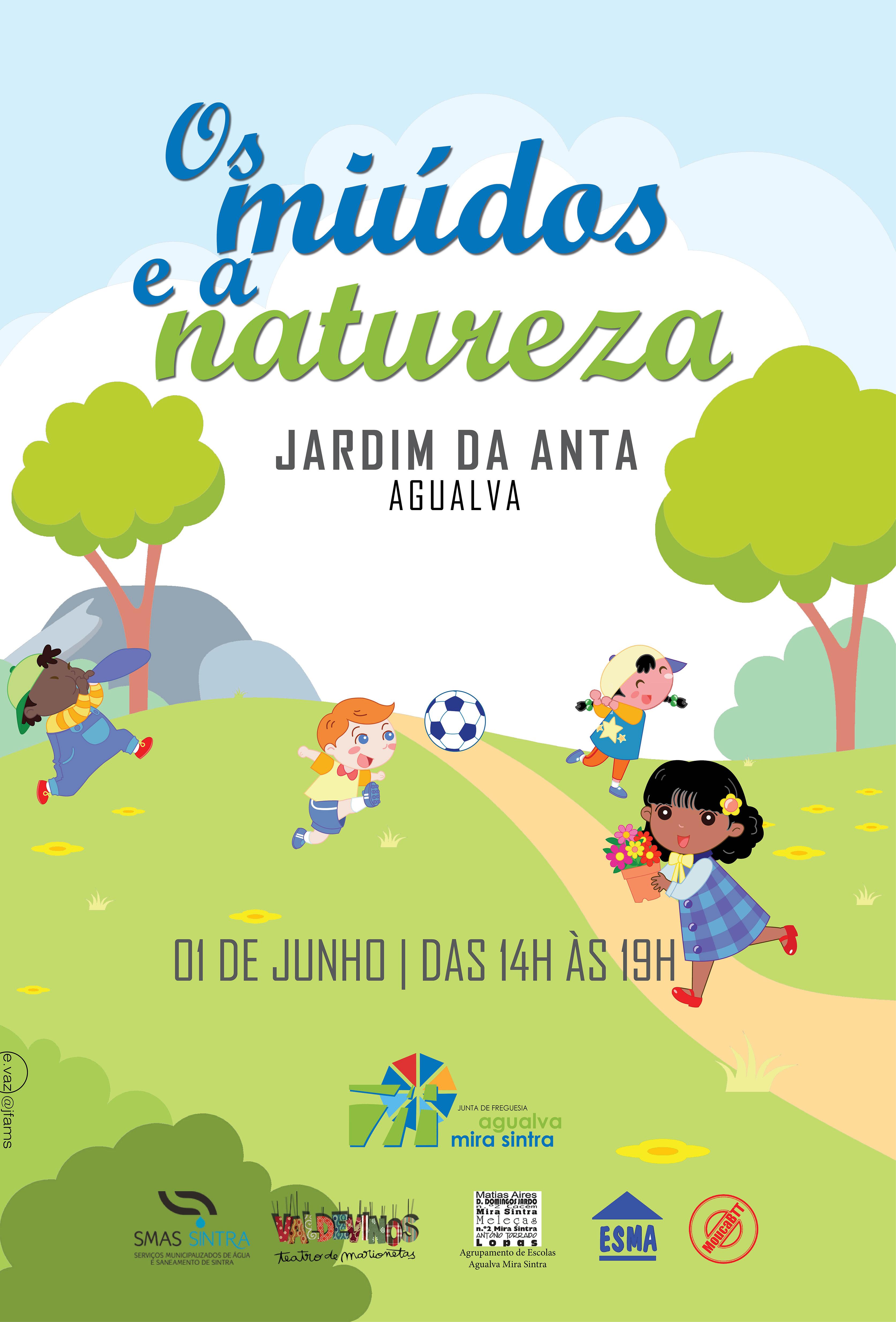 Dia Mundial da Criança e Dia Mundial do Ambiente