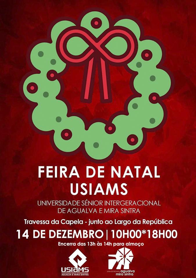 Feira de Natal USIAMS