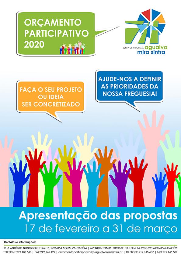 Orçamento Participativo 2020