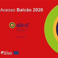 Balcão Portugal 2020 - Apoio às empresas
