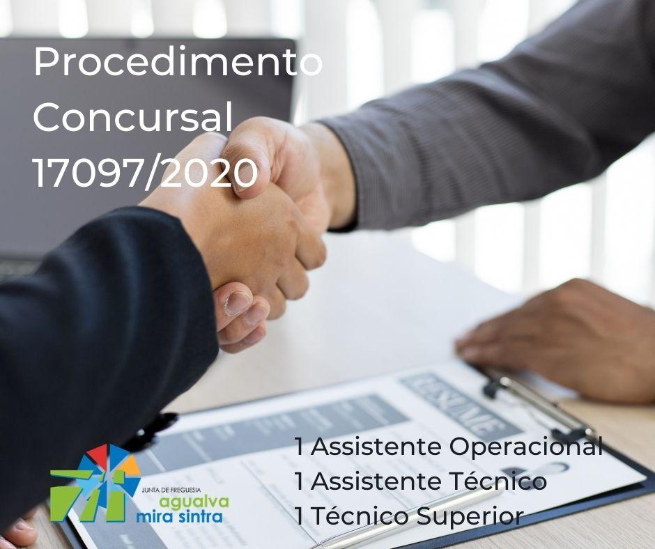 Procedimento Concursal n.º 17097/2020